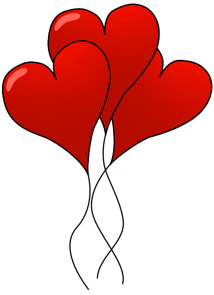 433x596 Valentines Day Clipart Free