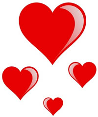200x238 Valentines Day Valentine Day 1 Clip Art Program Support Materials