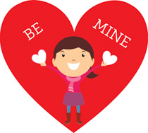 210x188 Free Valentines Day Clipart