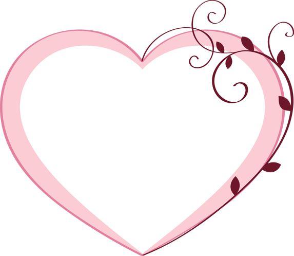 573x498 Happy Valentines Day Heart Clipart Valentine Week 6