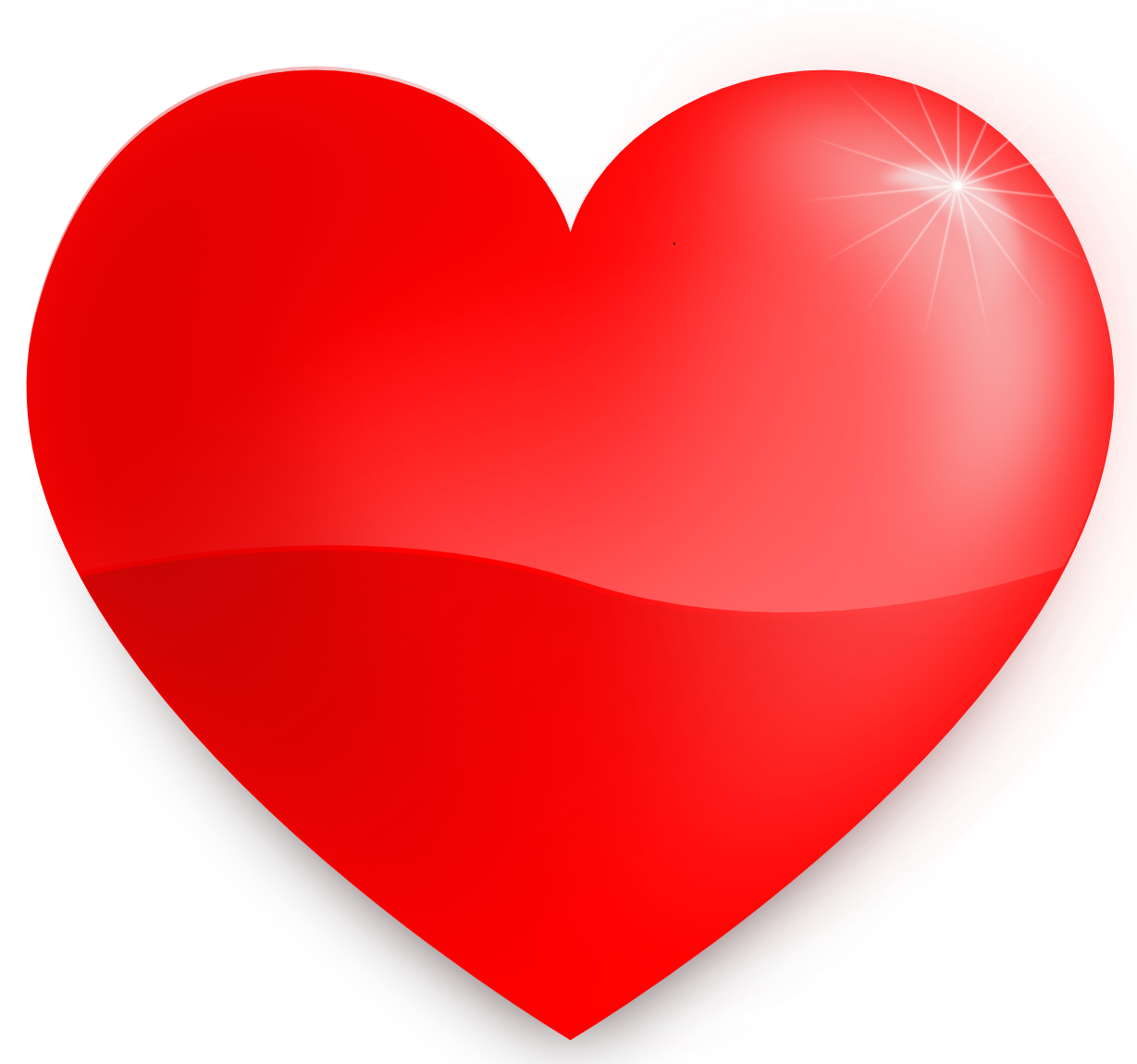 1229x1150 Valentine's Day Clipart Small Heart