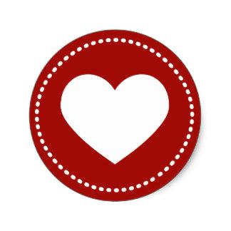 324x324 Valentines Day Stickers Zazzle