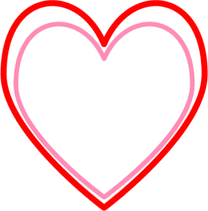 300x303 Heart Clip Art