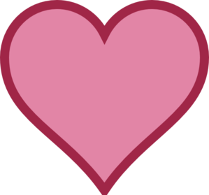 299x279 Valentine Heart Clip Art Vector Free Vector For Free Download