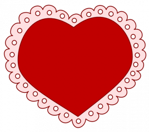 300x266 Astounding Valentine Heart Clipart Winter Big Clip Art Owl