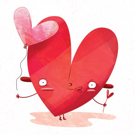 435x435 Cupid's Finest Selection St. Valentine's Day Art Inspiration