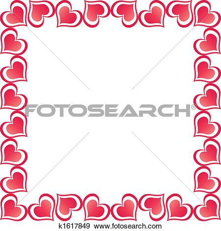 450x470 Valentine Clip Art Frames, Free Valentine Clip Art Frames