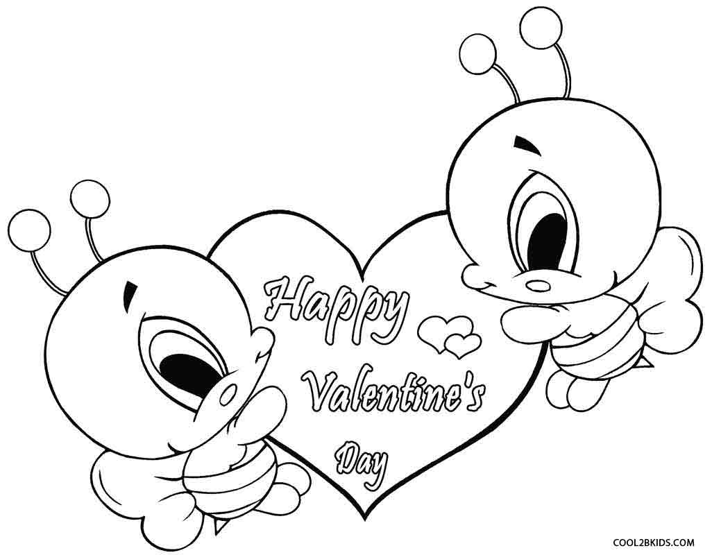 Valentines Coloring Pages | Free download on ClipArtMag