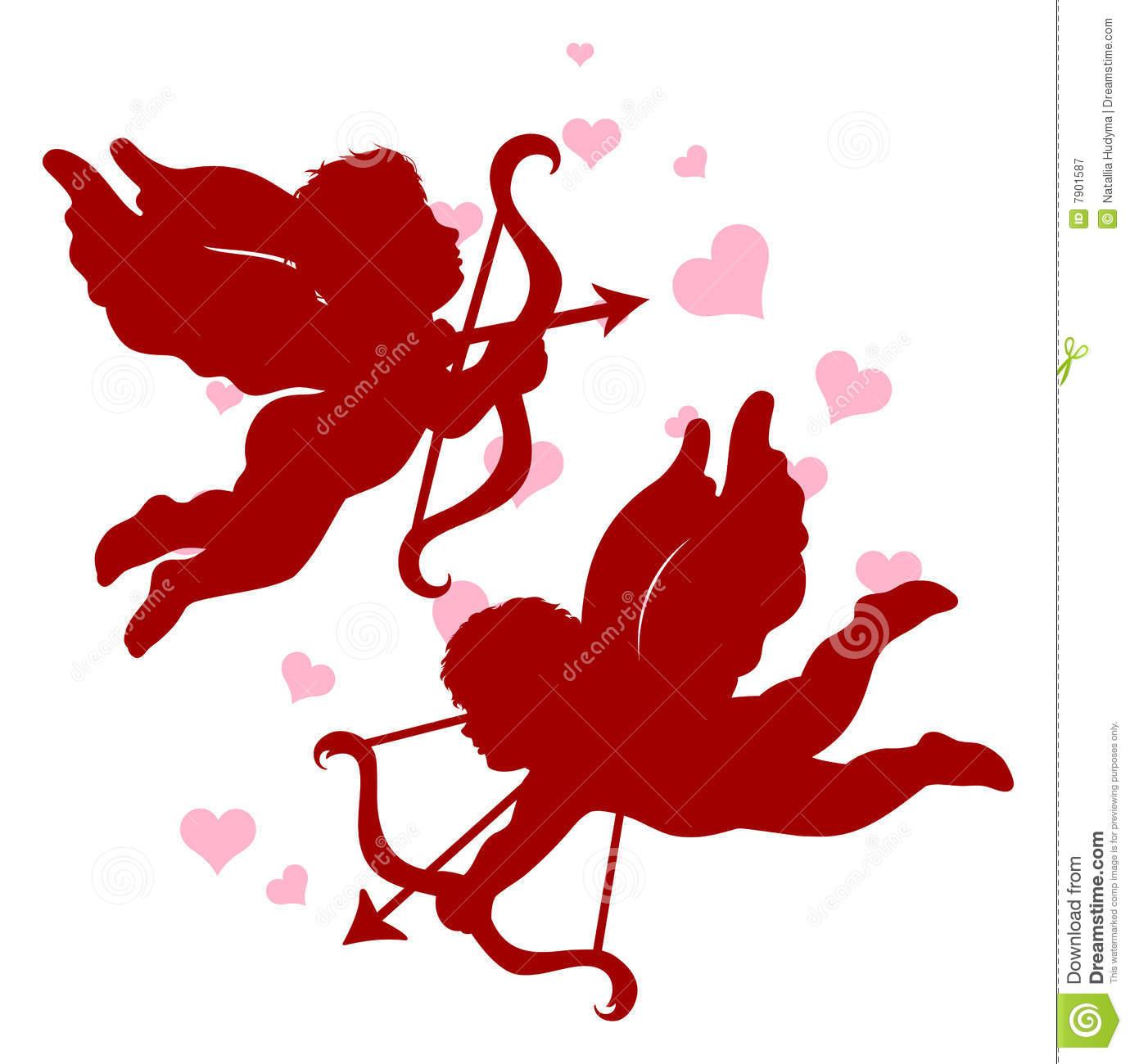 1380x1300 Clipart Cupid Valentine