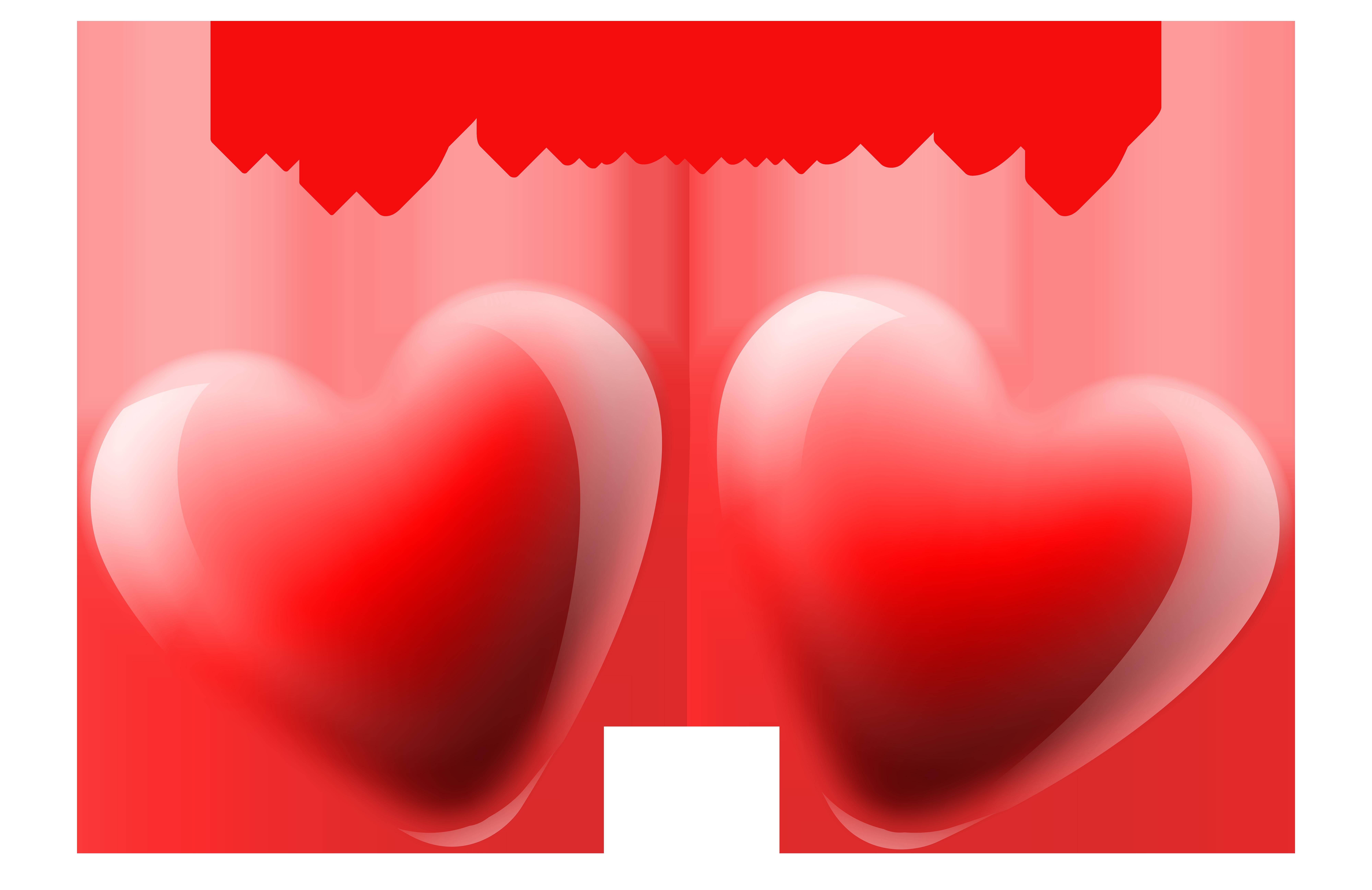 8000x5187 Love Clipart Happy Valentine Heart
