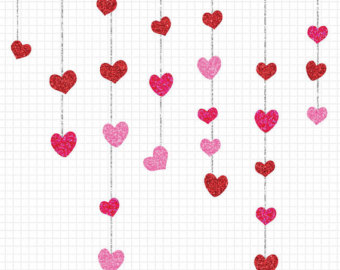340x270 Valentine Clip Art Borders Clipart Collection