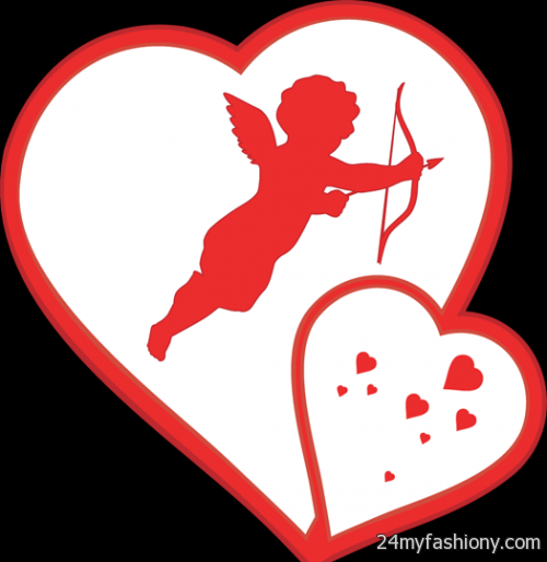 500x514 Valentines Day Cupid Clip Art Images 2016 2017 B2b Fashion