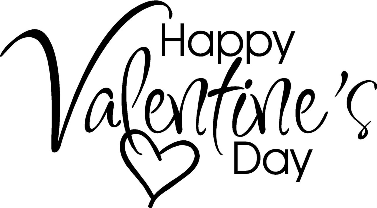 1280x707 Happy Valentines Day Clip Art