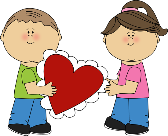 550x443 Valentine's Day Clip Art