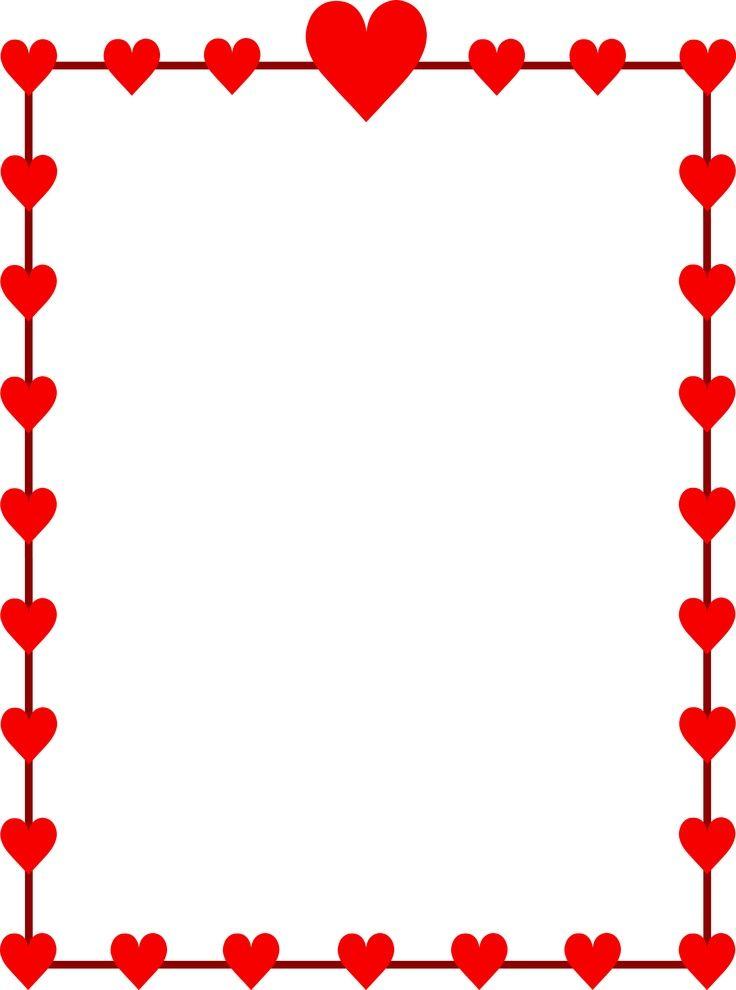 736x990 Valentines Day Clip Art Borders Grace Clip Art
