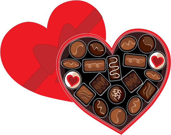 600x473 Valentines Day Clip Art