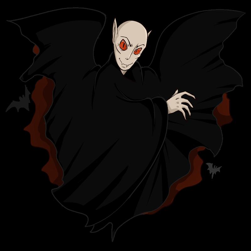 800x800 Free Evil Vampire Dracula Clip Art