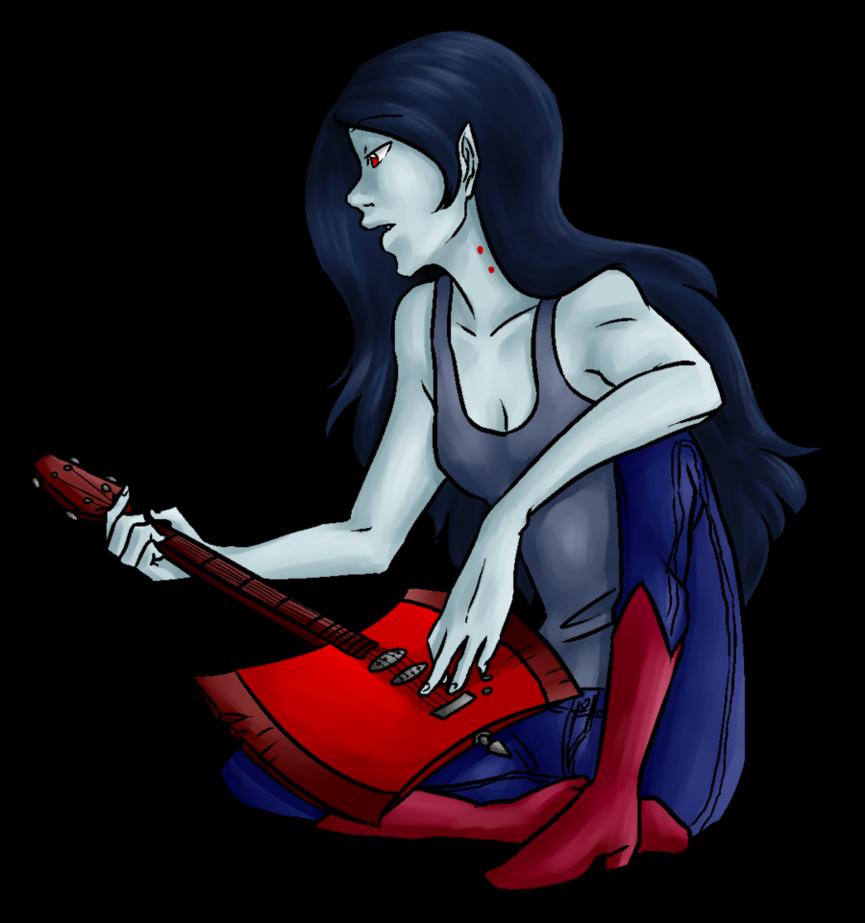 865x923 Marceline The Vampire Queen By Ratopiangirl