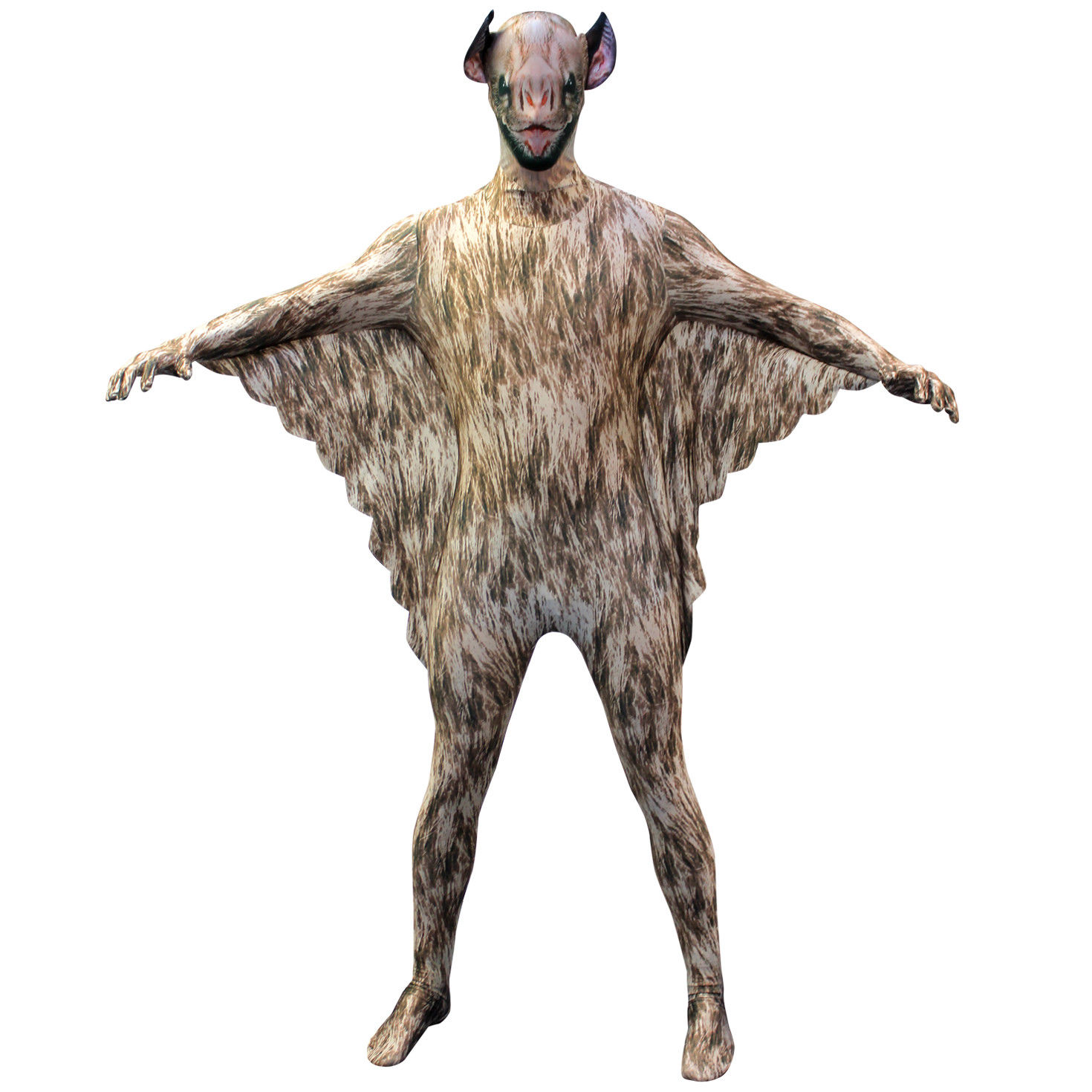 1470x1470 Morphsuits Kids Animal Planet Vampire Bat Costume Large Standard