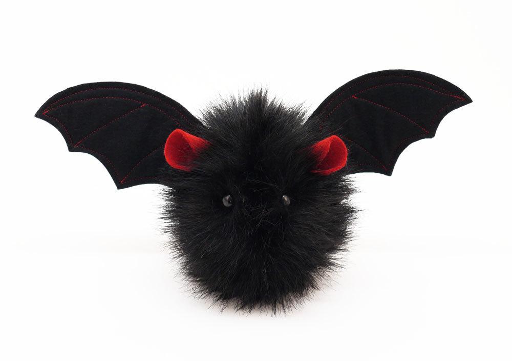 1000x704 Stuffed Bat Stuffed Animal Cute Plush Toy Kawaii Plushie Vlad
