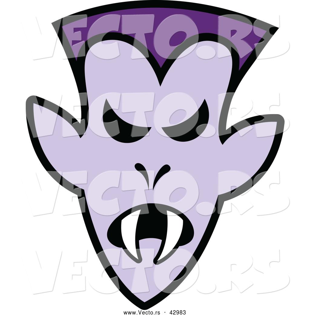 1024x1044 Vector Of A Mad Cartoon Halloween Vampire By Zooco