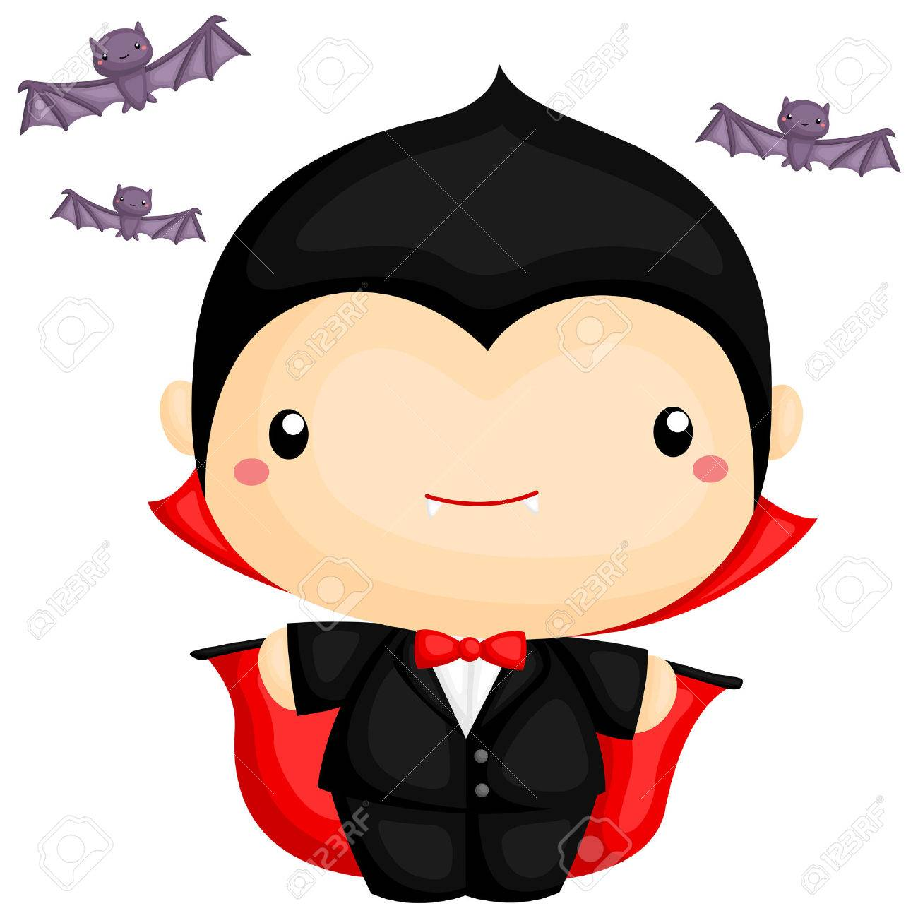 1300x1300 Cute Vampire Royalty Free Cliparts, Vectors, And Stock