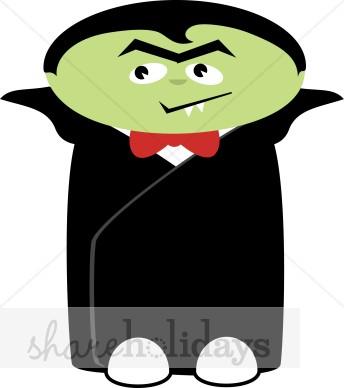 344x388 Halloween Cute Vampire Clipart