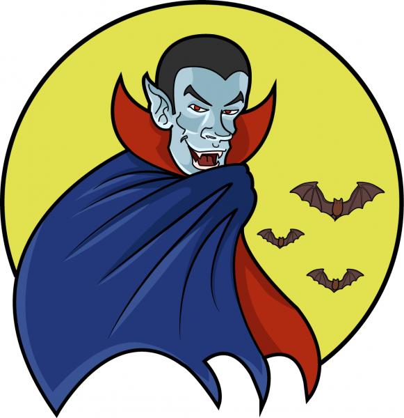 581x600 Halloween Vampire Clipart 10 Nice Clip Art