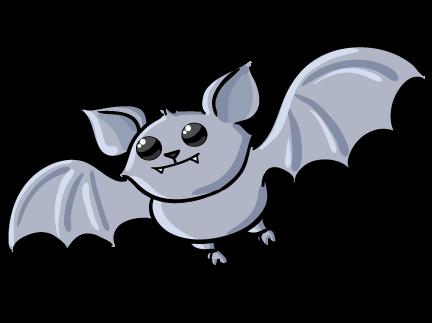 432x323 Cartoon Bat Cliparts