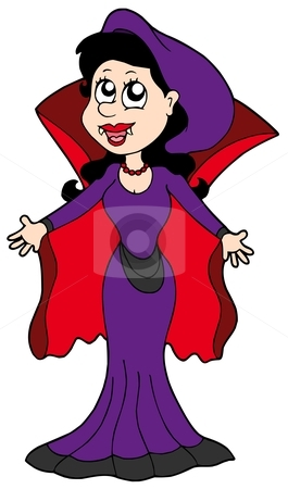 Vampire Girl Clipart | Free download on ClipArtMag
