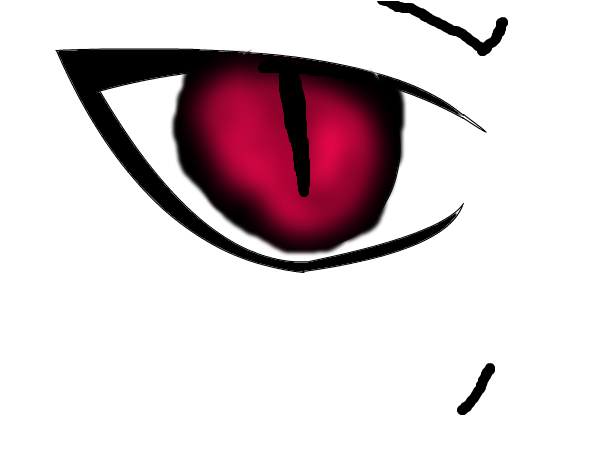 602x452 Anime Clipart Eye Mouth