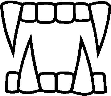 Vampire Teeth Cliparts Free Download Best Vampire Teeth Cliparts