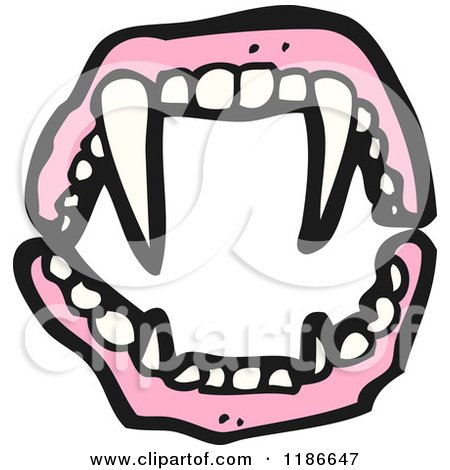 450x470 Royalty Free (Rf) Fang Clipart Illustrations Vector Graphics