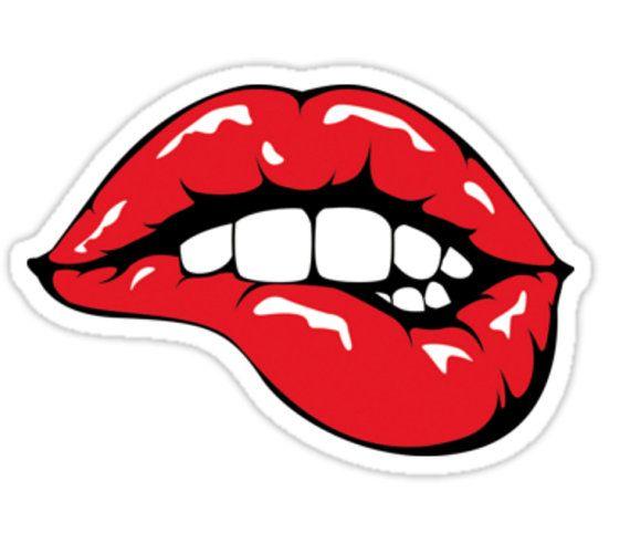 570x492 Vampire Clipart Lip