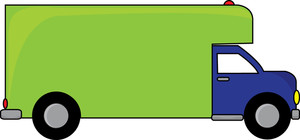 300x140 Free Moving Van Clipart Image 0515 1005 2920 5718 Car Clipart