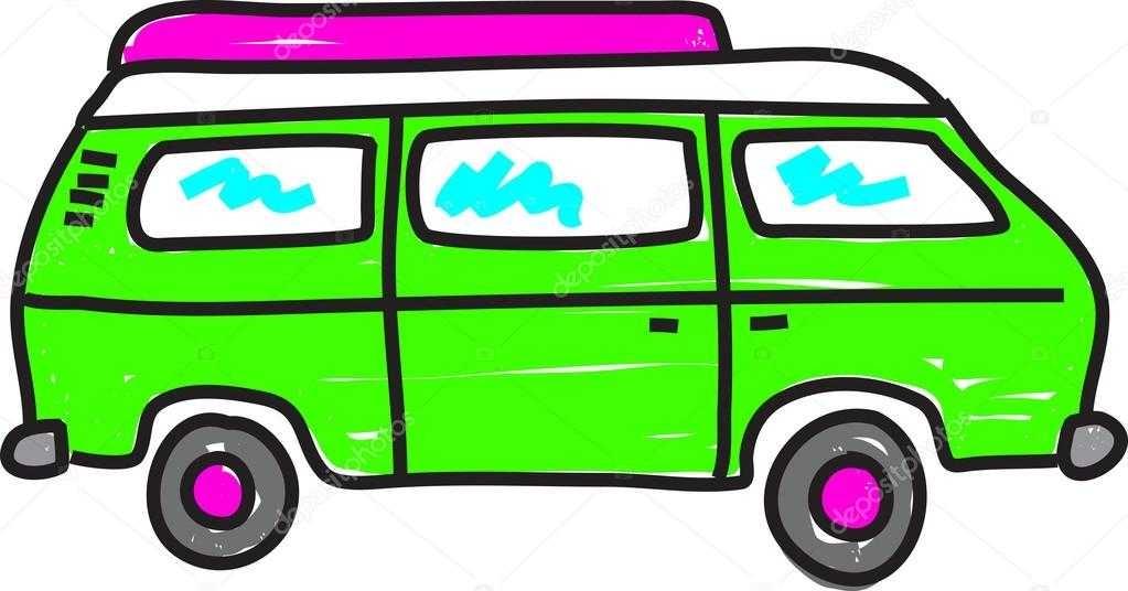 1023x536 Van Character Clip Art