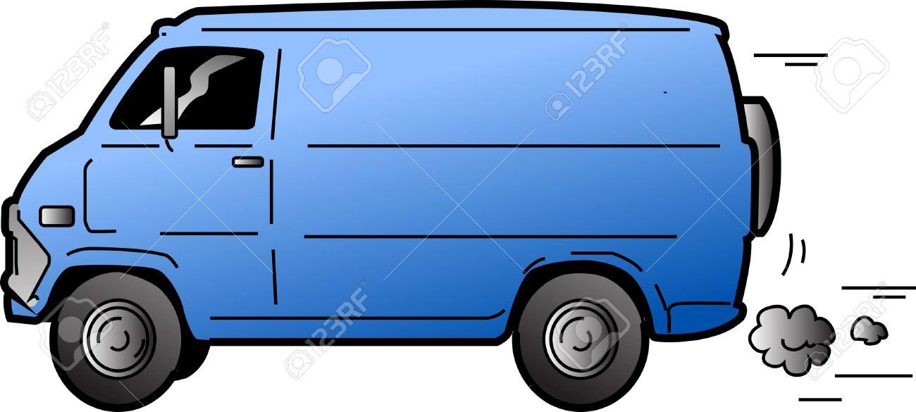 1300x585 Blue Van Clipart Amp Blue Van Clip Art Images