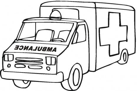 465x309 Ambulance Clip Art Images