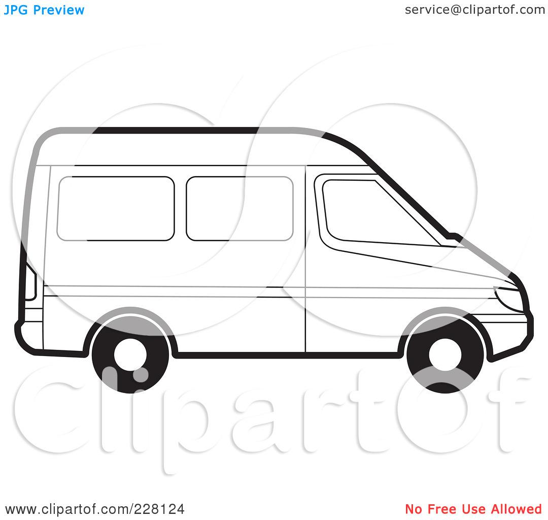 1080x1024 Vans Clipart Family Van