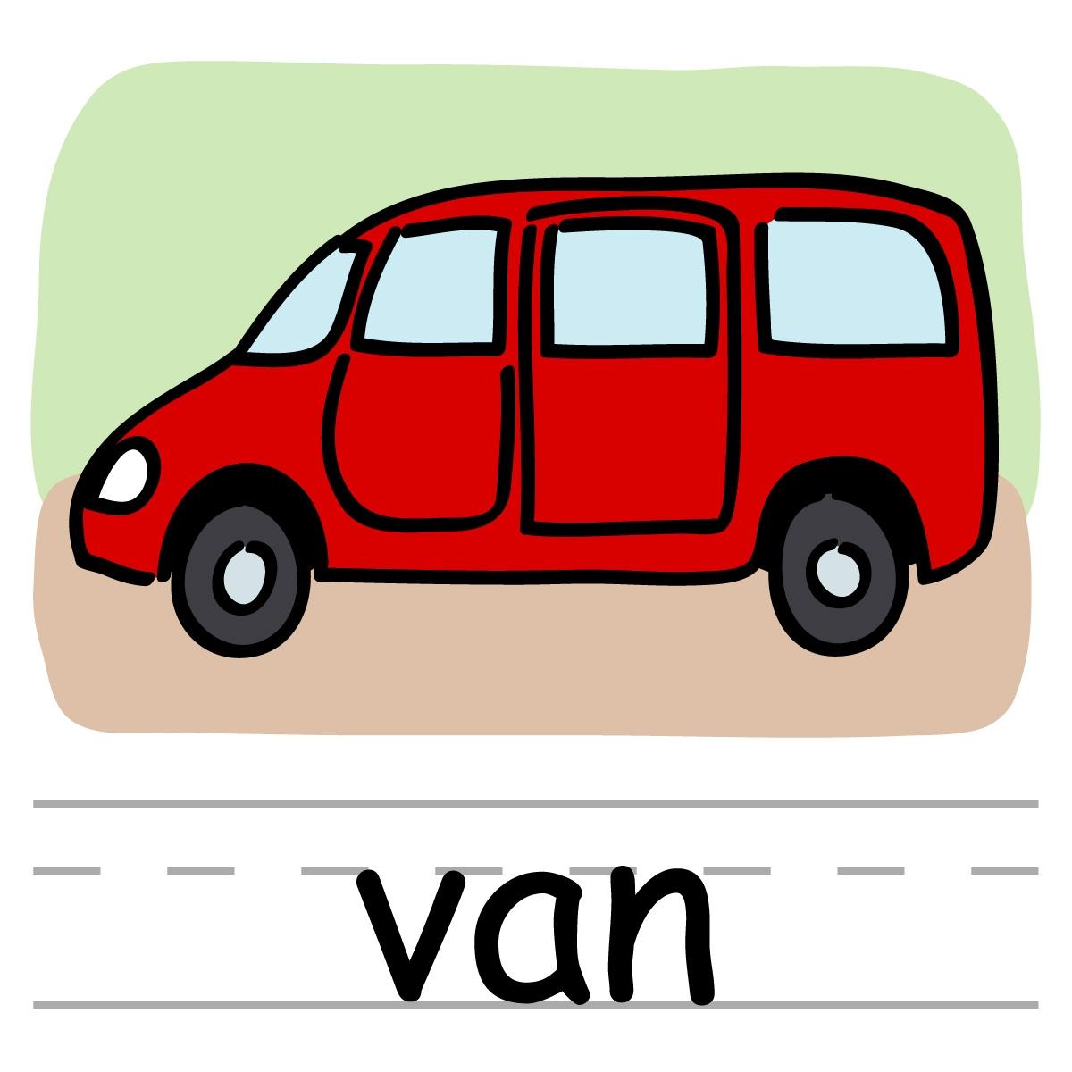 1200x1200 Clipart Images Of Van