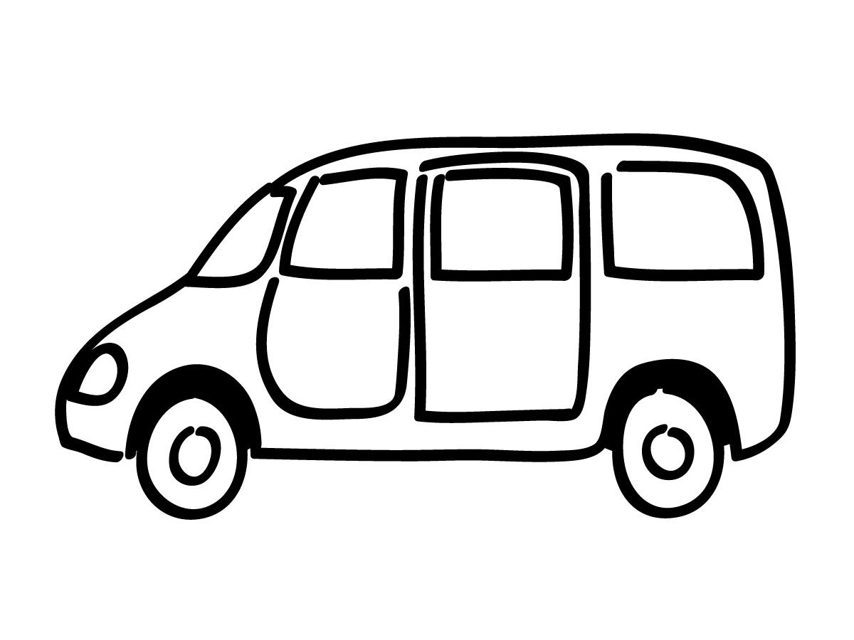 1200x900 Bampw Clipart Car