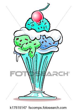 329x470 Vanilla Ice Cream Illustrations And Clip Art. 1,487 Vanilla Ice