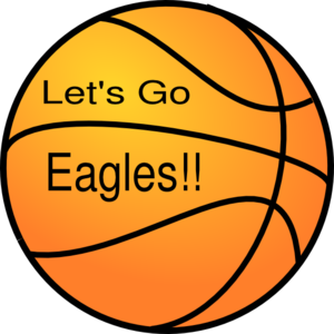 300x300 Basketball Clipart Eagle Basketball Clip Art