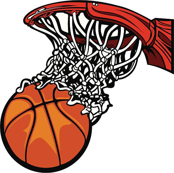 612x606 Basketball Hoop Swoosh Clipart Amp Basketball Hoop Swoosh Clip Art