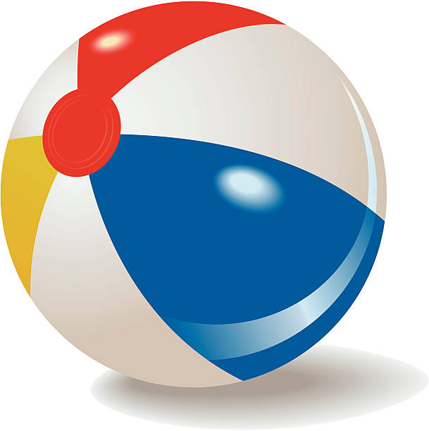 Vector Beach Ball | Free download on ClipArtMag