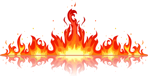 504x260 Grasshopper Fire Vector Graphics To Download