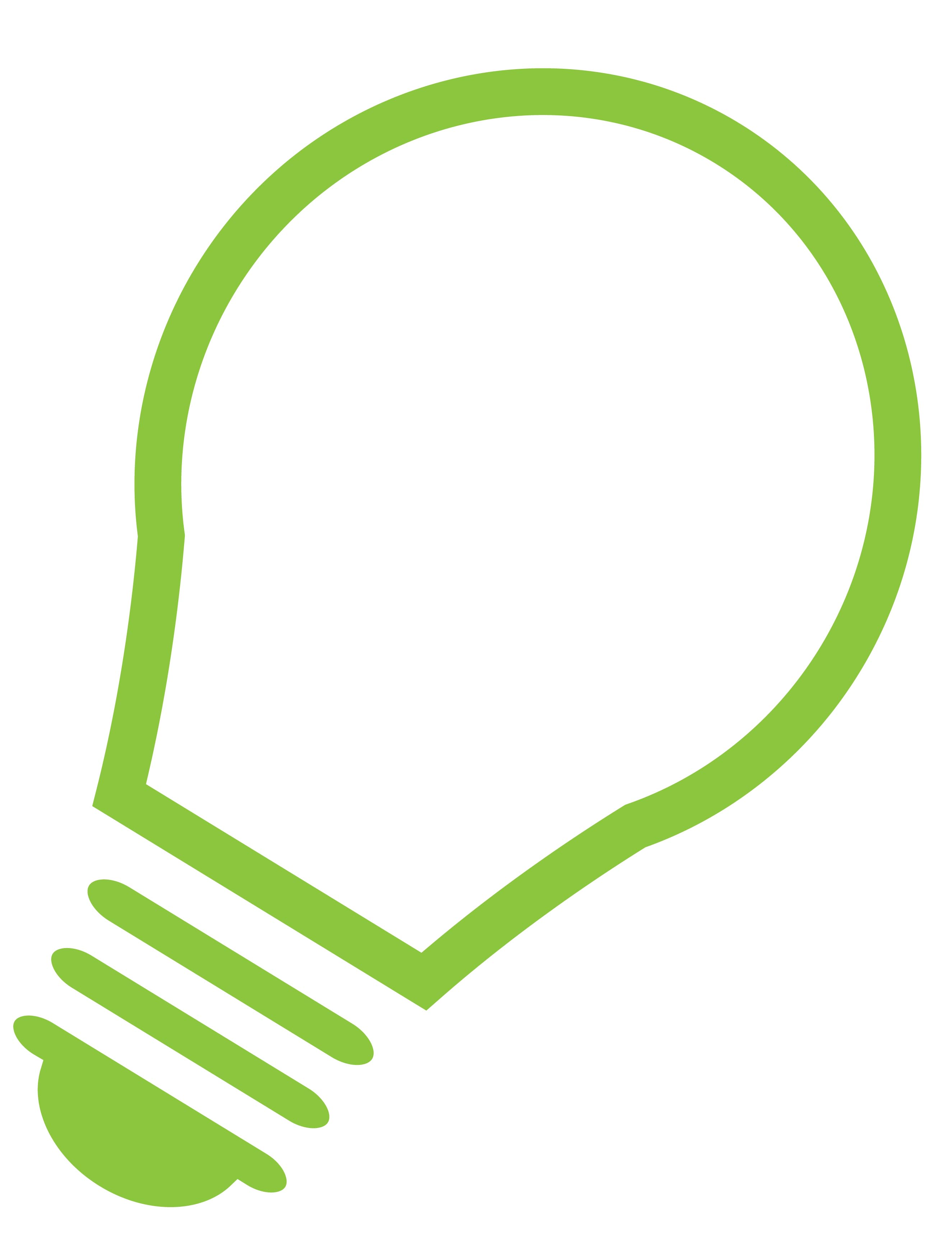 2658x3444 Light Bulb On Png The Clipart Panda