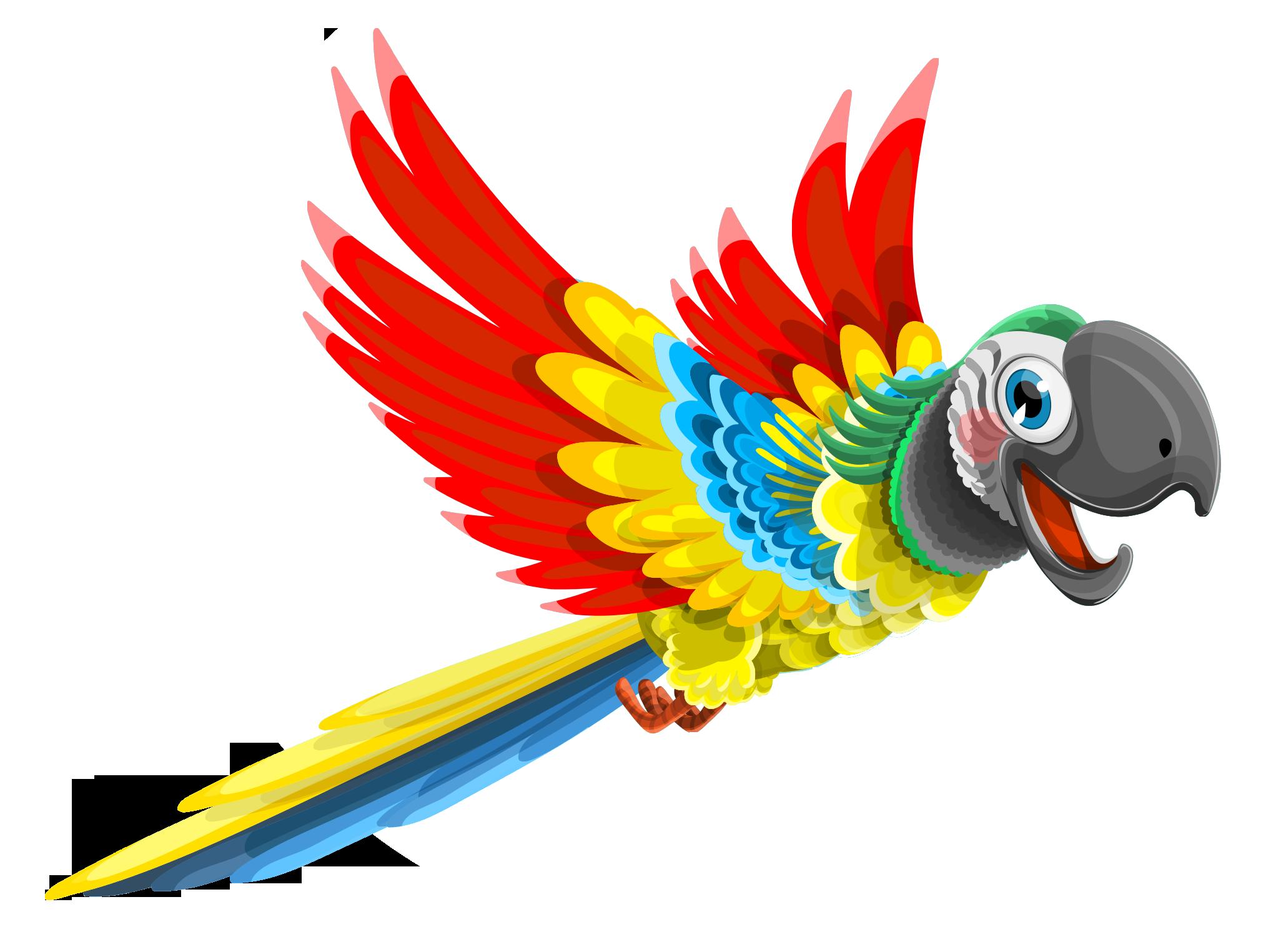 2019x1524 Parrot Vector PNG Transparent Image