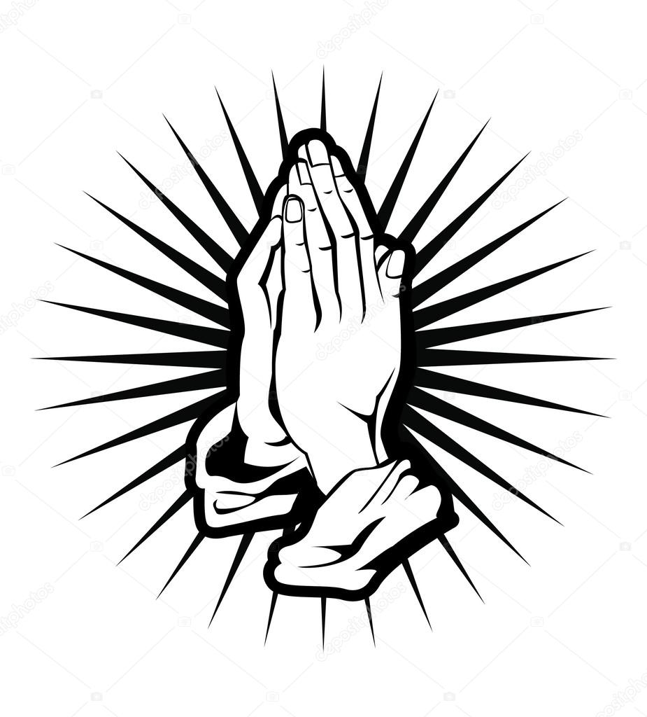 925x1024 Illustration Of Praying Hand Stock Vector Indomercy2012