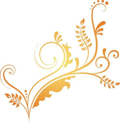 487x498 Free Tiny Swirls Vector Free Vector Graphics All Free Web